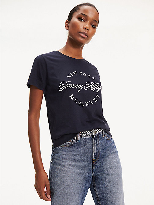 Camiseta cropped de mujer Tommy Jeans sin mangas · Hilfiger
