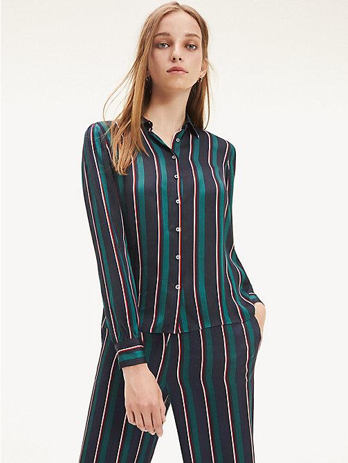 b4ae1bba Blusas & Camisas De Mujer | Tommy Hilfiger® ES