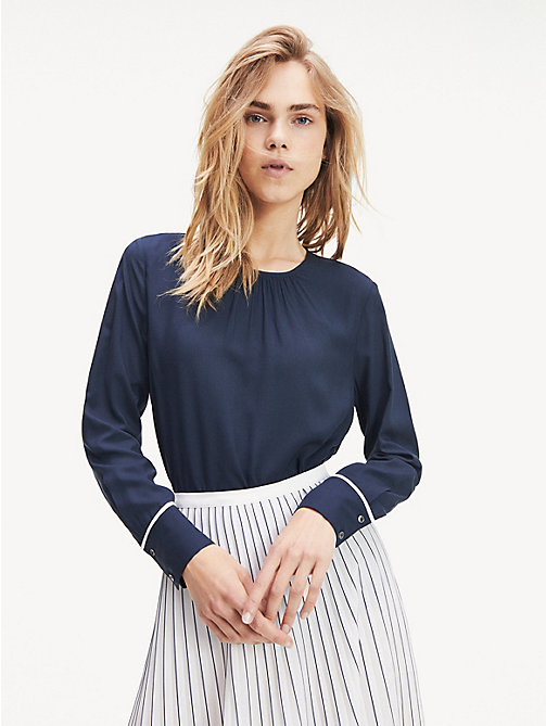 d591d648f Blusas & Camisas De Mujer | Tommy Hilfiger® ES