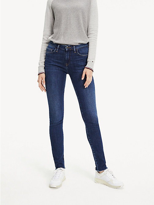 Jeans femme | Jeans taille haute | Tommy Hilfiger® BE