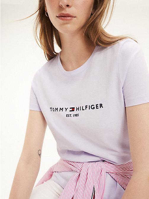 8036ef40 T-Shirts Femme | Tommy Hilfiger® FR