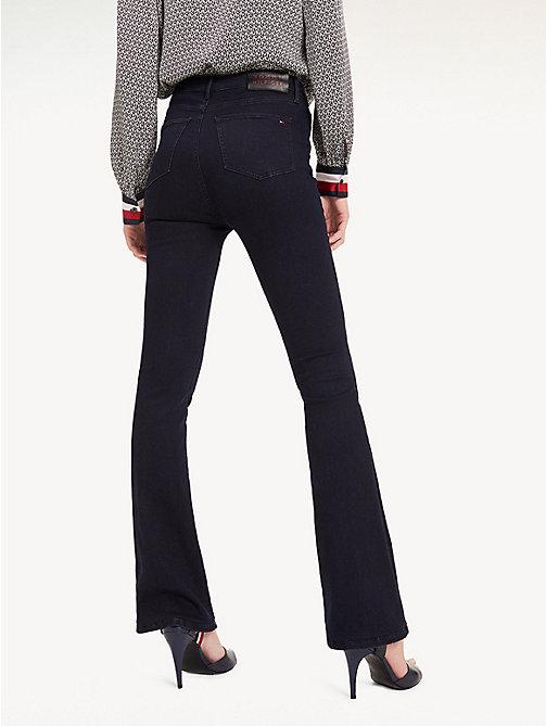 Jeans Tommy Hilfiger – Donna Jeans vestibilità dritta Used Blue Comfort Destructed