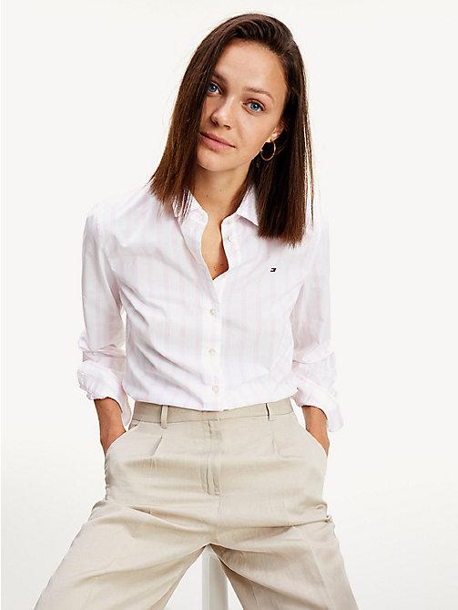 Damesblouses en overhemden | Tommy Hilfiger® NL