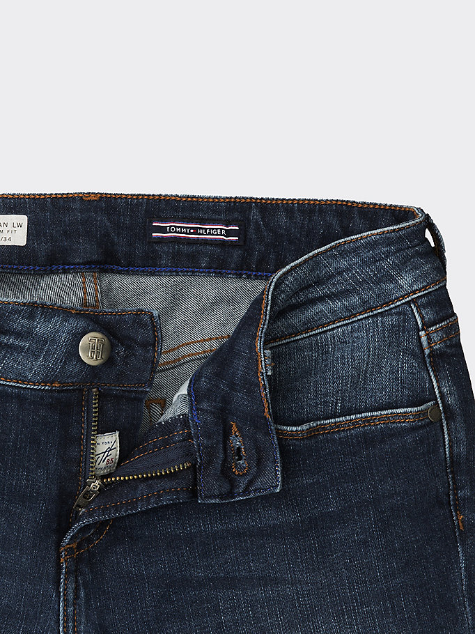 differently order wholesale sales Milan Slim Fit Faded Jeans