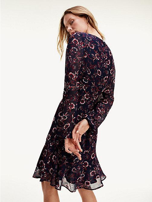 Polokleid Tommy Hilfiger Damen Kleid Alle Großen
