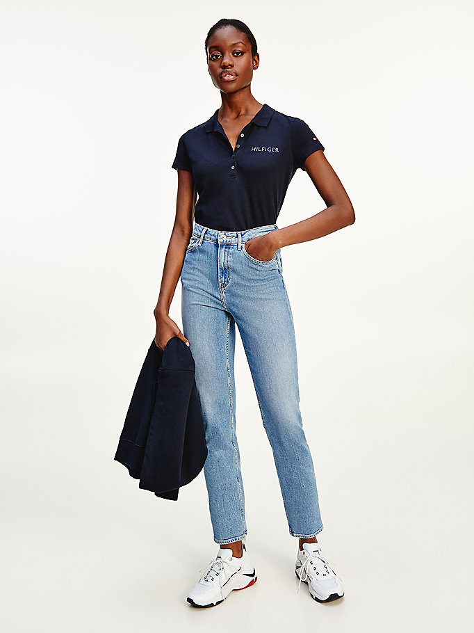 Tommy Hilfiger Jeans Straight Donna