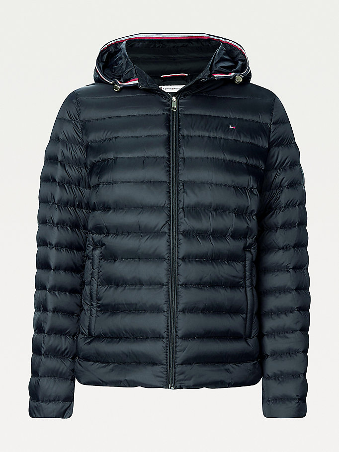 Tommy Hilfiger Essential Down Jacket Gar/çon